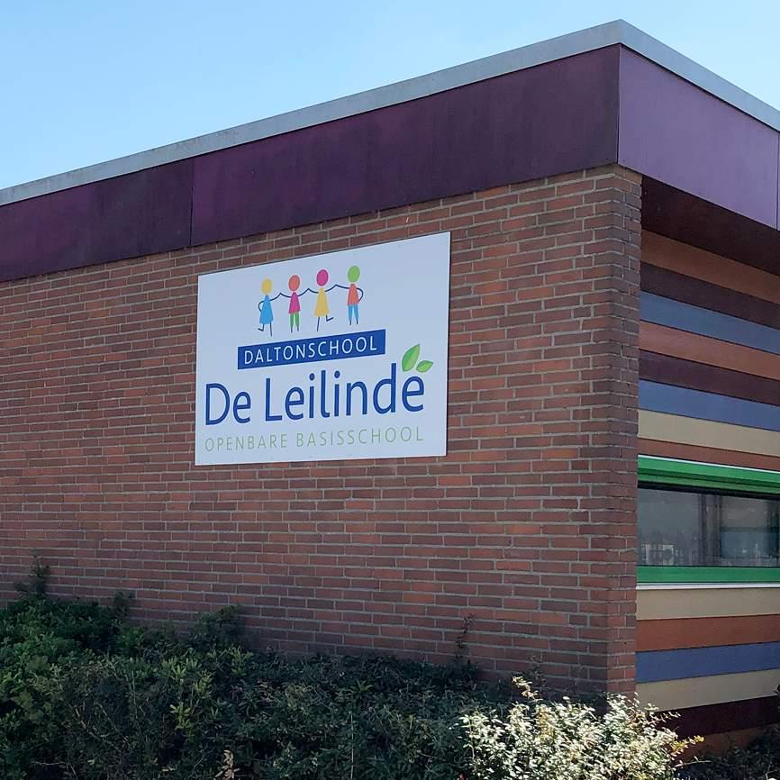logo OBS De Leilinde Papendrecht